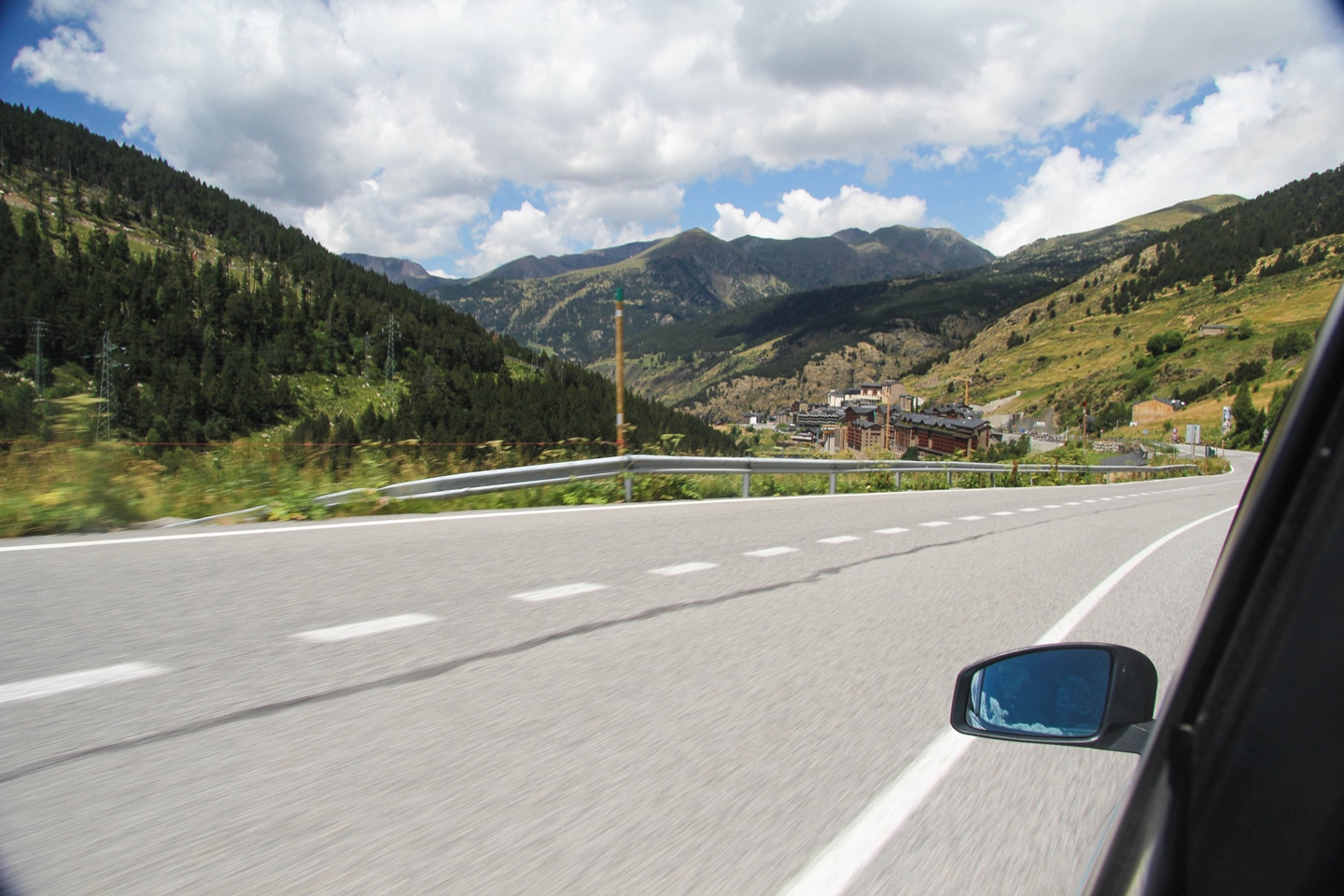 Roadtrip to Andorra