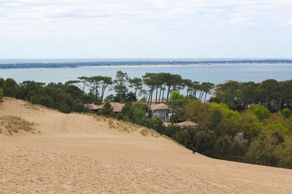 Visual Tour to Bassin D'Arcachon