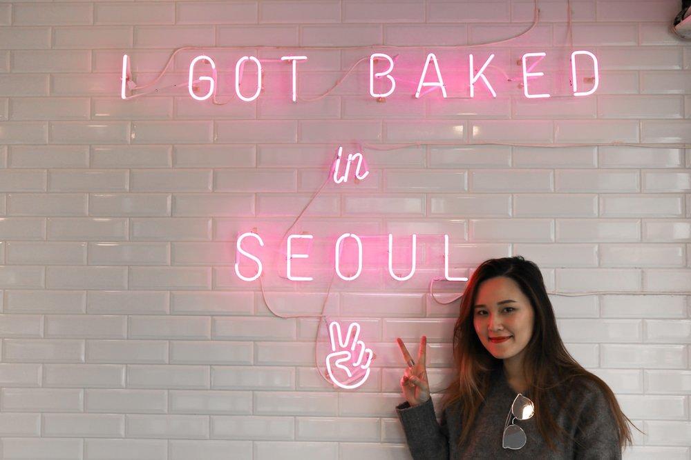 Mr Holmes Baker House Seoul