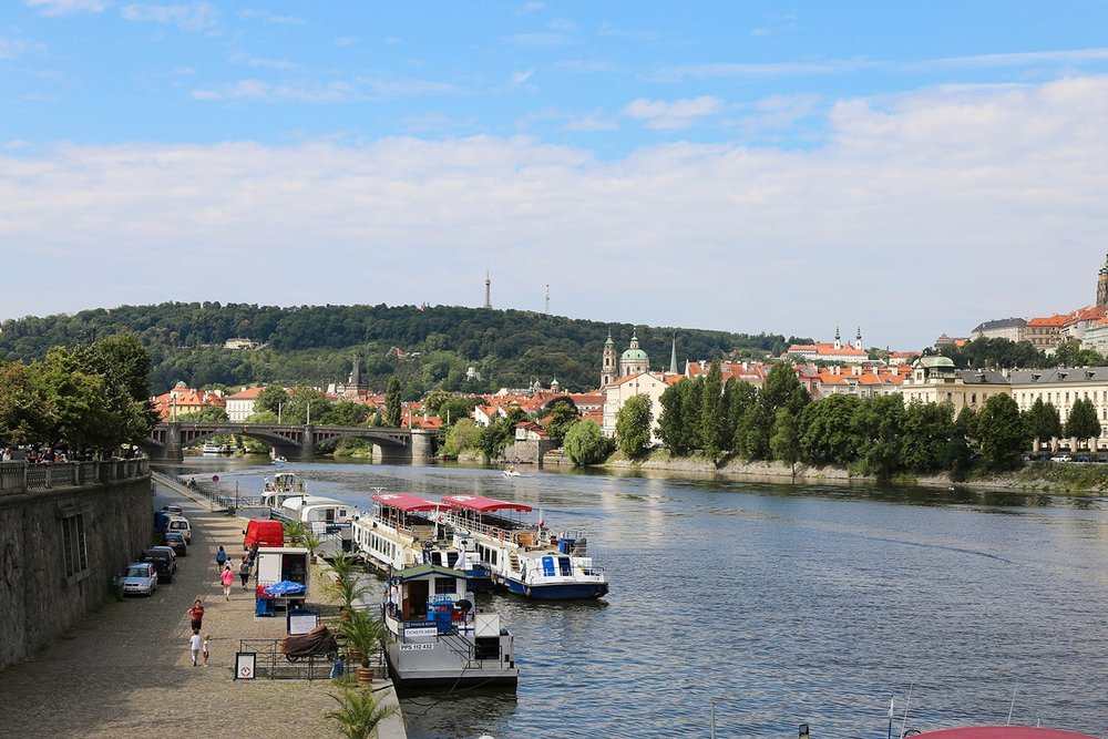 Prague Travelogue, City Walk