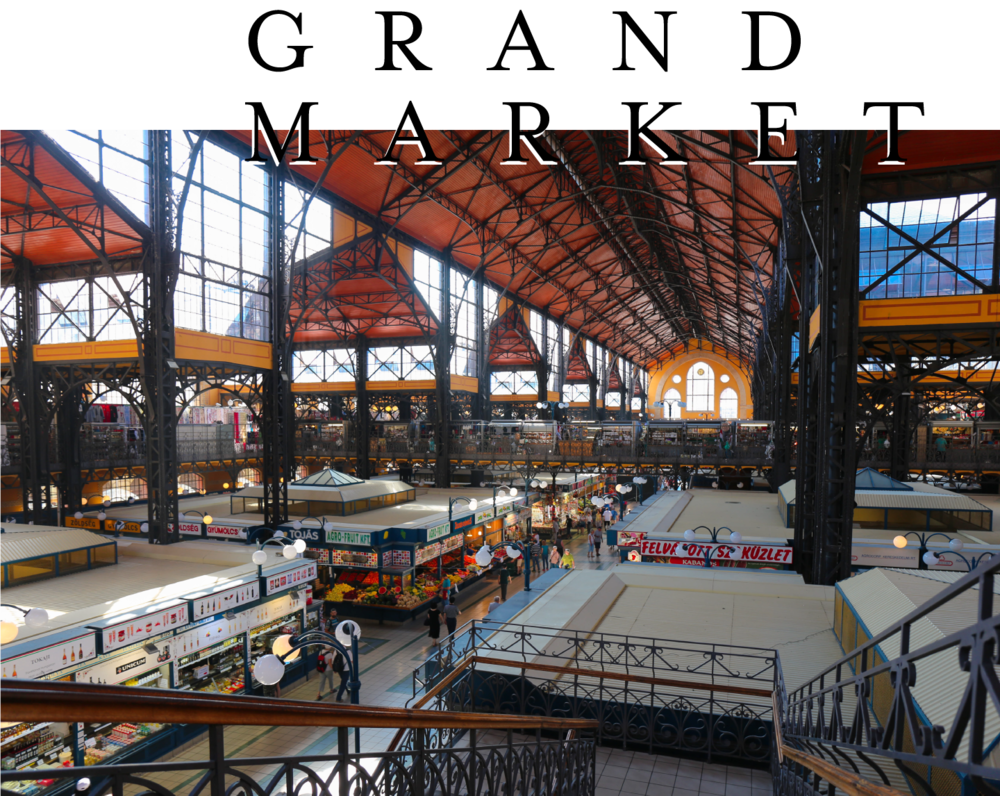 budapest grand market