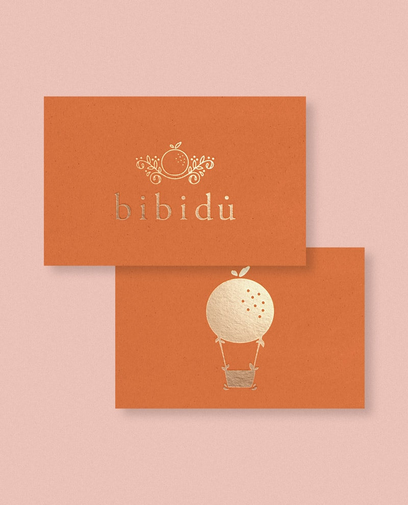 BIBIDU VISUAL IDENTITY
