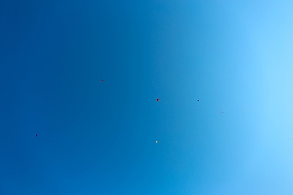 Villemarie parachutisme arcachon