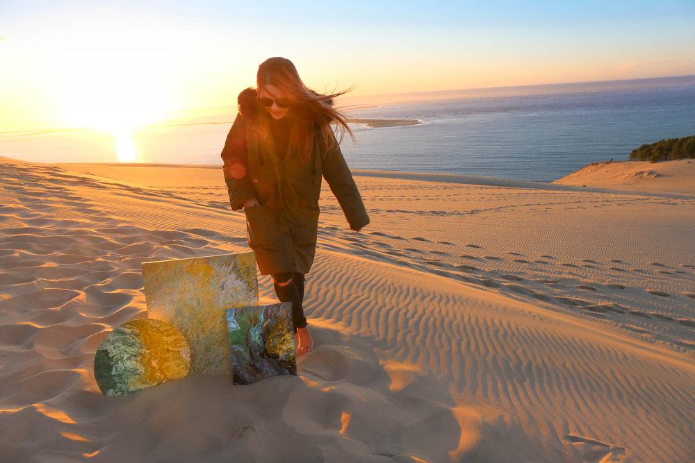 Dune de Pyla Bassin d'Arcachon