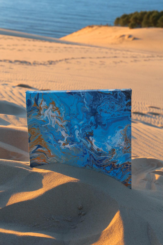 Ocean waves - Dune de pyla