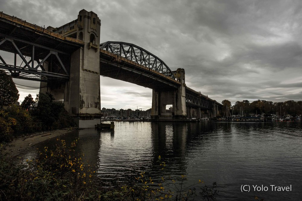 Burrard Street Bridge