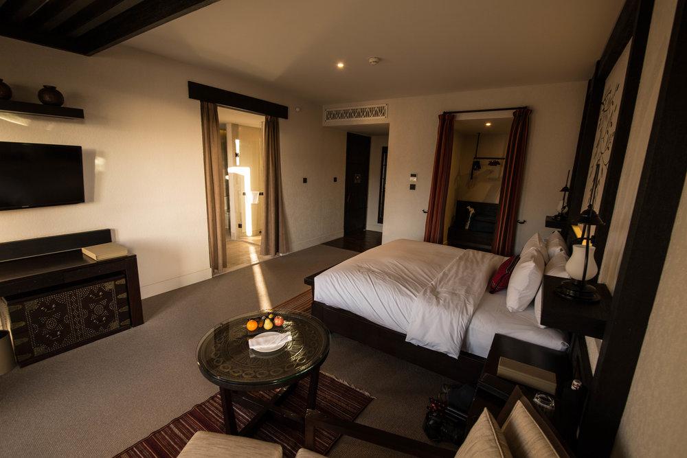 The Bedroom of Suite 80