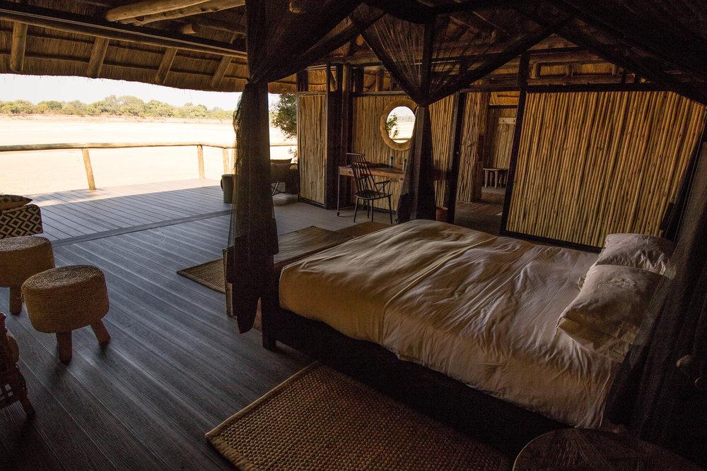 Honeymoon Villa Bedroom View