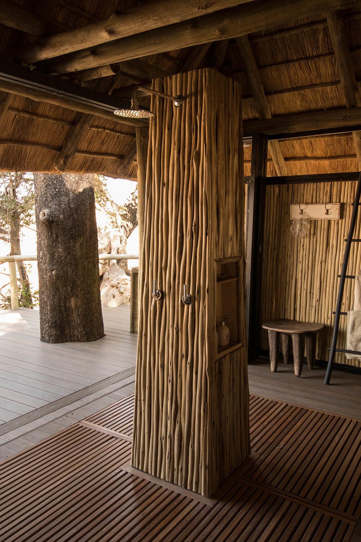 Honeymoon Villa Bathroom with a View