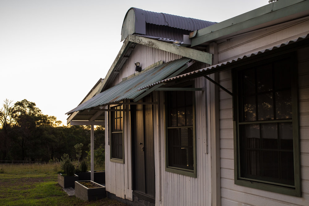 The Cook's House, Corunna Station