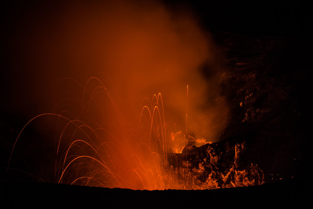Mt Yasur is the most accessible, active volcano on the planet!