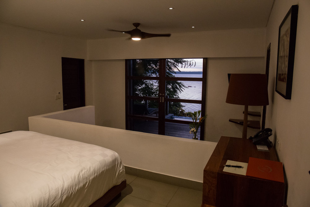 View from the Waterfront Villa, The Havannah, Vanuatu