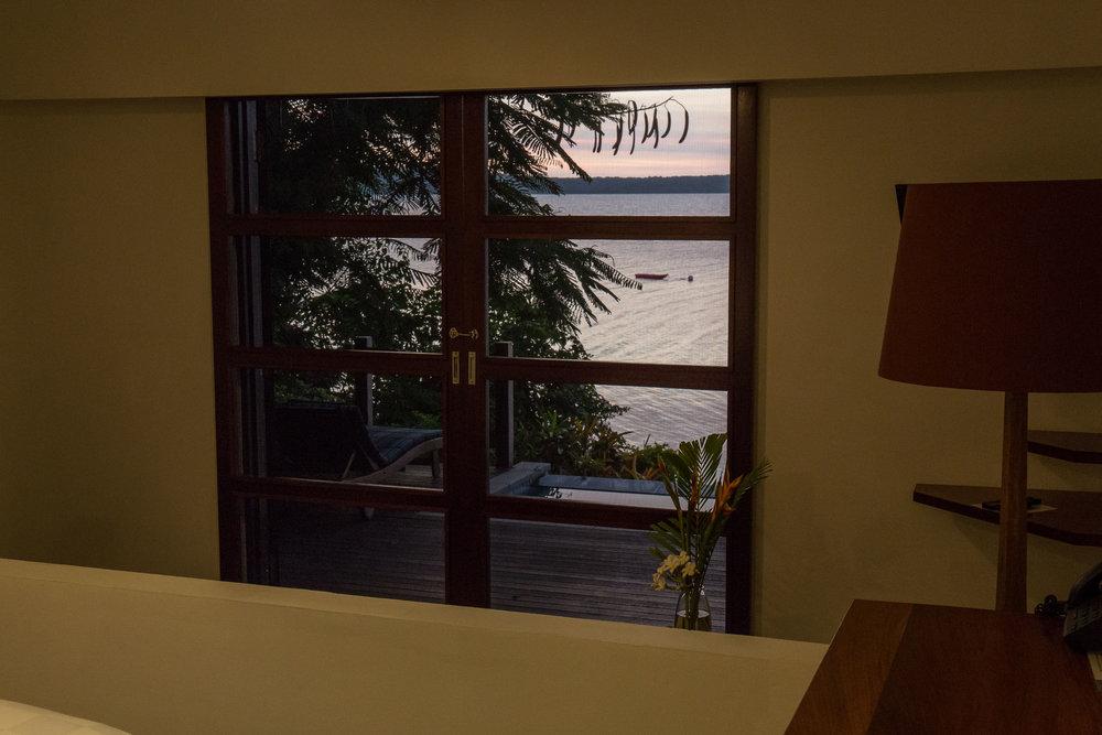 View from the Waterfront Villa, The Havannah, Vanuatu (3)
