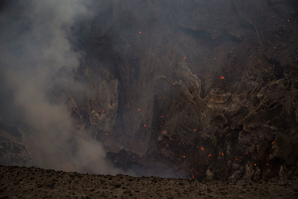 Day Light Competes with the Explosion for Prominence, Mt Yasur Volcano, Tanna, Vanuatu.jpg