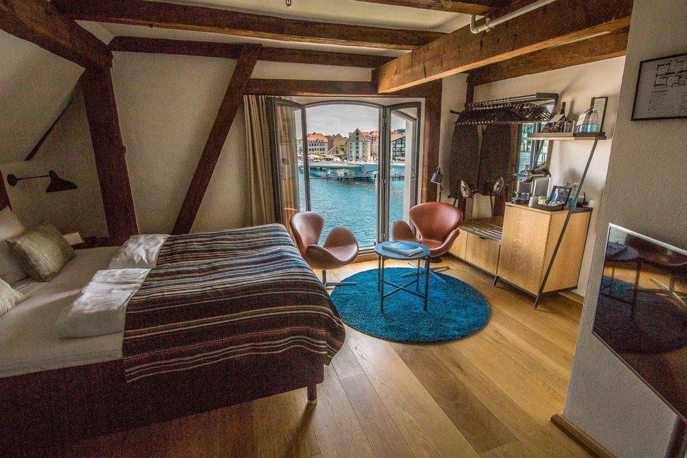 Executive Double Delux View Room, Hotel 71 Nyhavn, Copenhagen.jpg