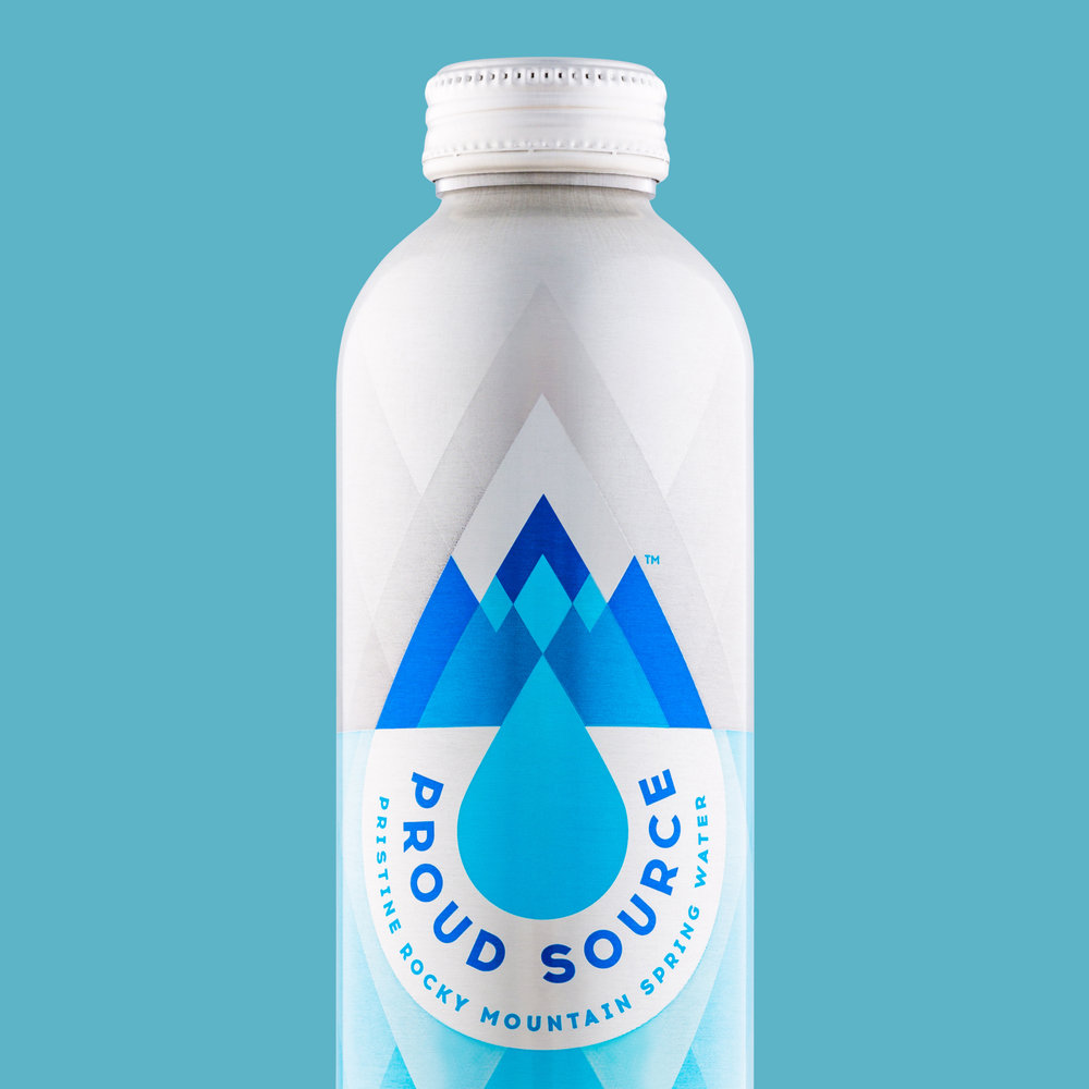 750ml - REFRESHING. DURABLE. SUSTAINABLE.  Proud Source Rocky Mountain Spring Water is uniquely alkaline. Comprised of naturally 8.1ph water sourced from deep in the earth, this beverage is refreshing, healthy and hydrating! Shown in the 25.35 oz bottle for all day hydration.