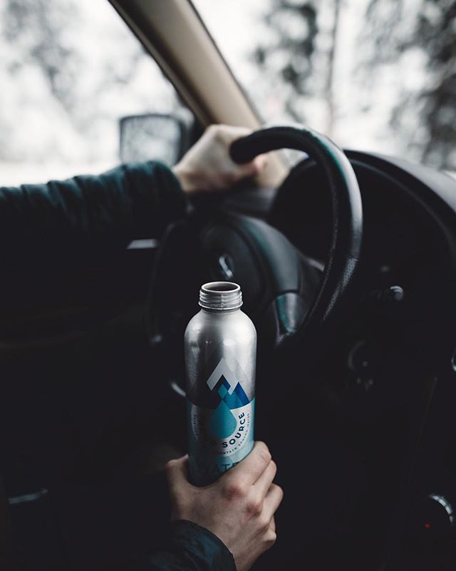 It's the unexpected experiences that make life an adventure. #proudsourcewater #proud #adventure #sustainability #naturalspringwater #alkalinewater #planetorplastic #chooseplanet