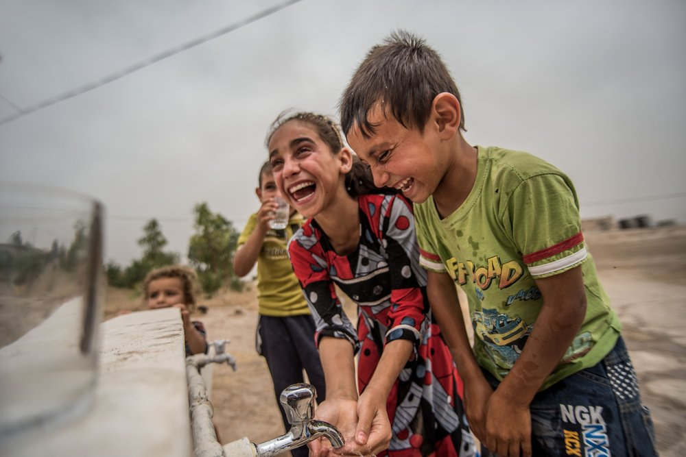 Photo: Tommy Trenchard for Oxfam, Iraq