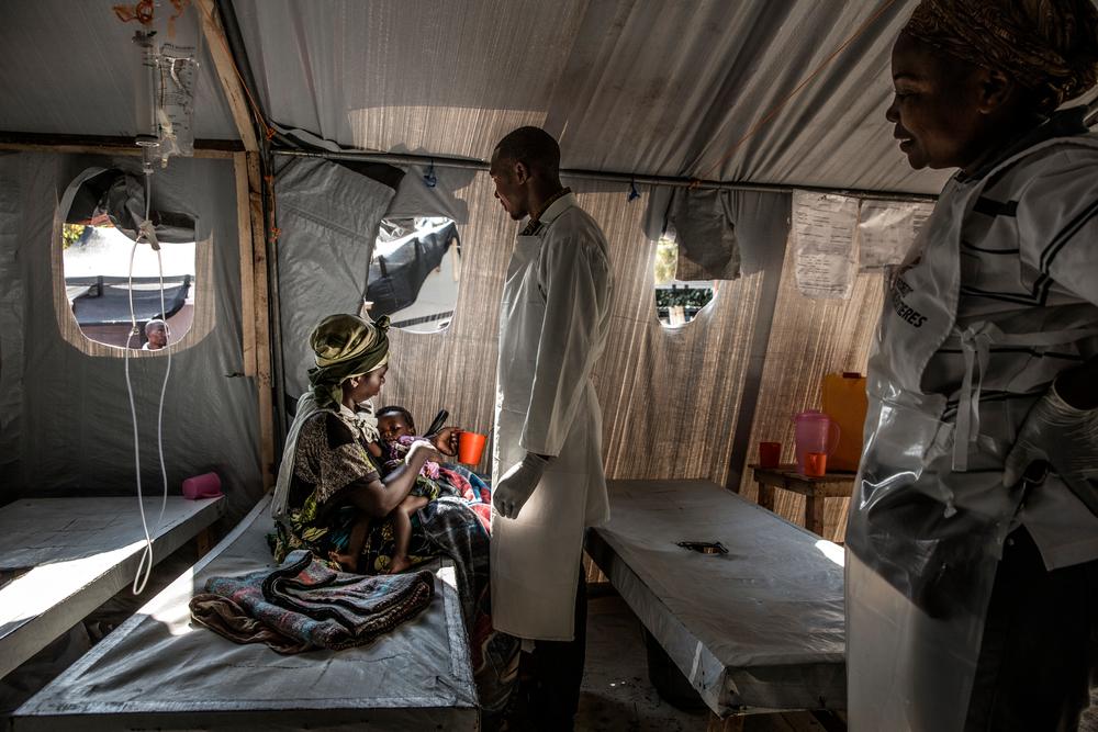 Marta Soszynksa for MSF, South Kivu, DRC