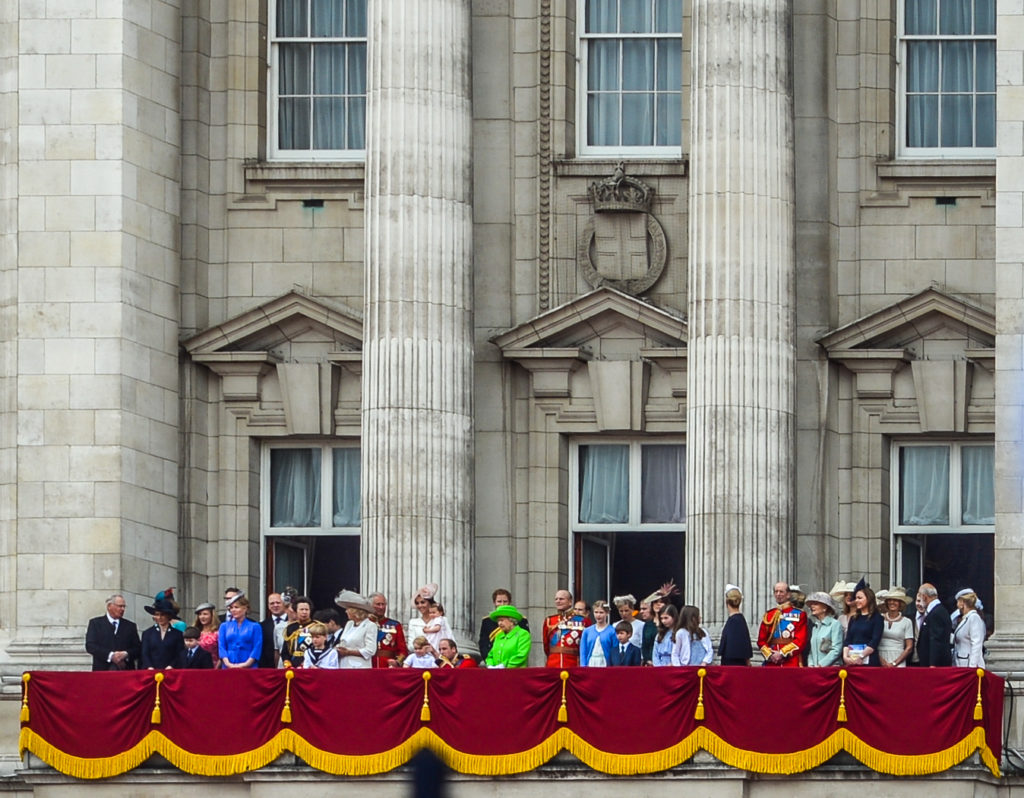 Buckingham Palace - Visit London