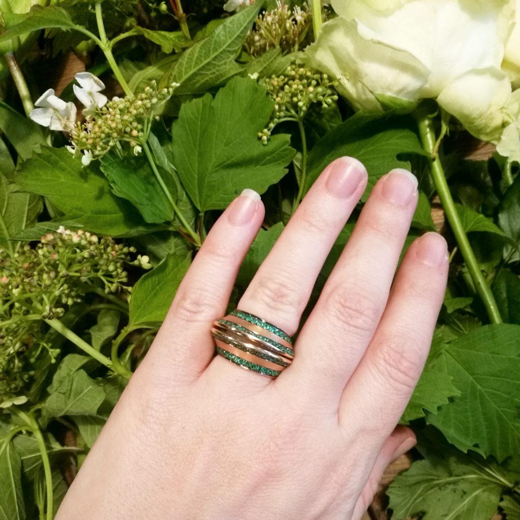 Lily Gabriella Ring