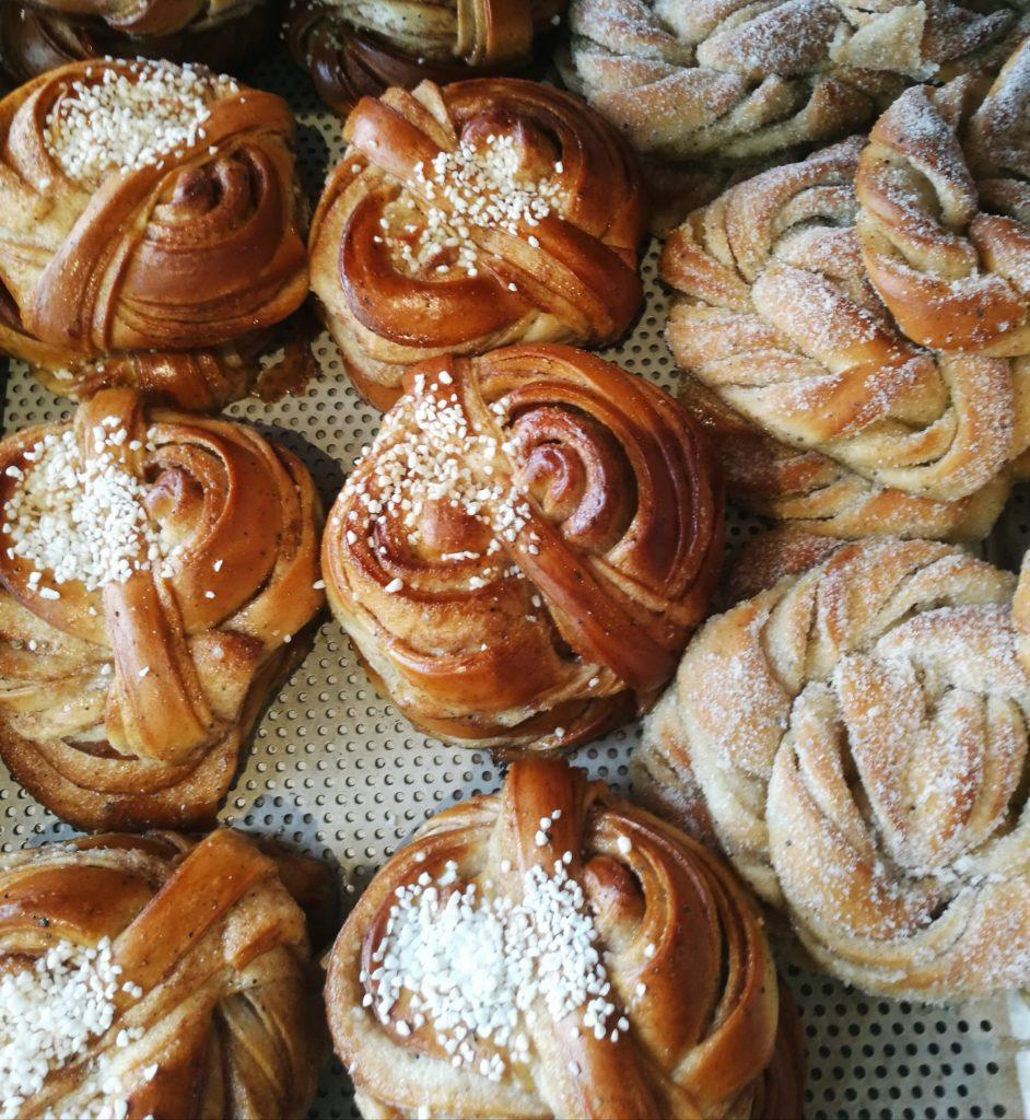 Breakfast in Covent Garden