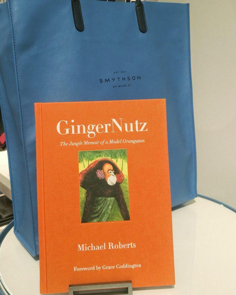 GingerNutz, Grace Coddington, Smythson