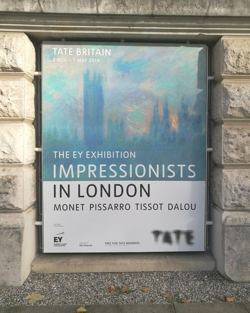 Tate Britain Impressionists in London