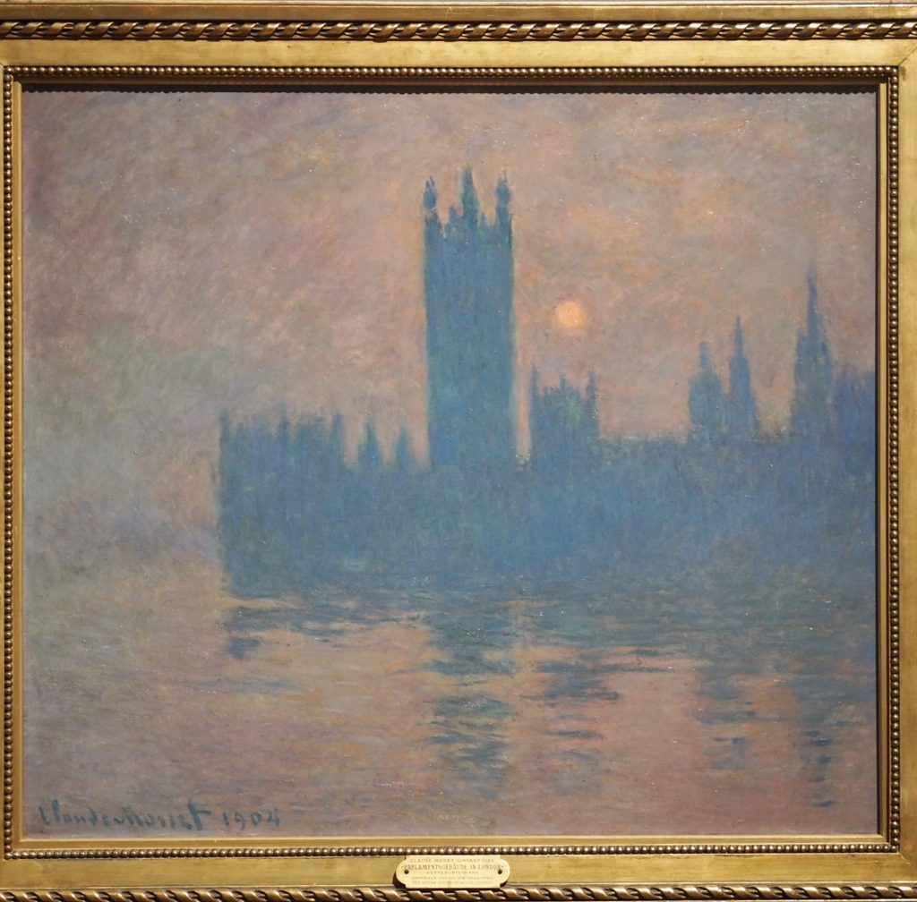 Monet, London, Tate Britain