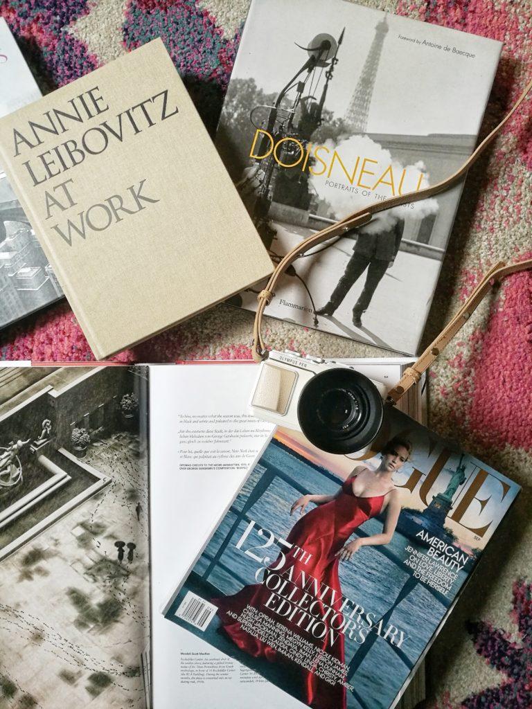 Annie Leibovitz, photography tips