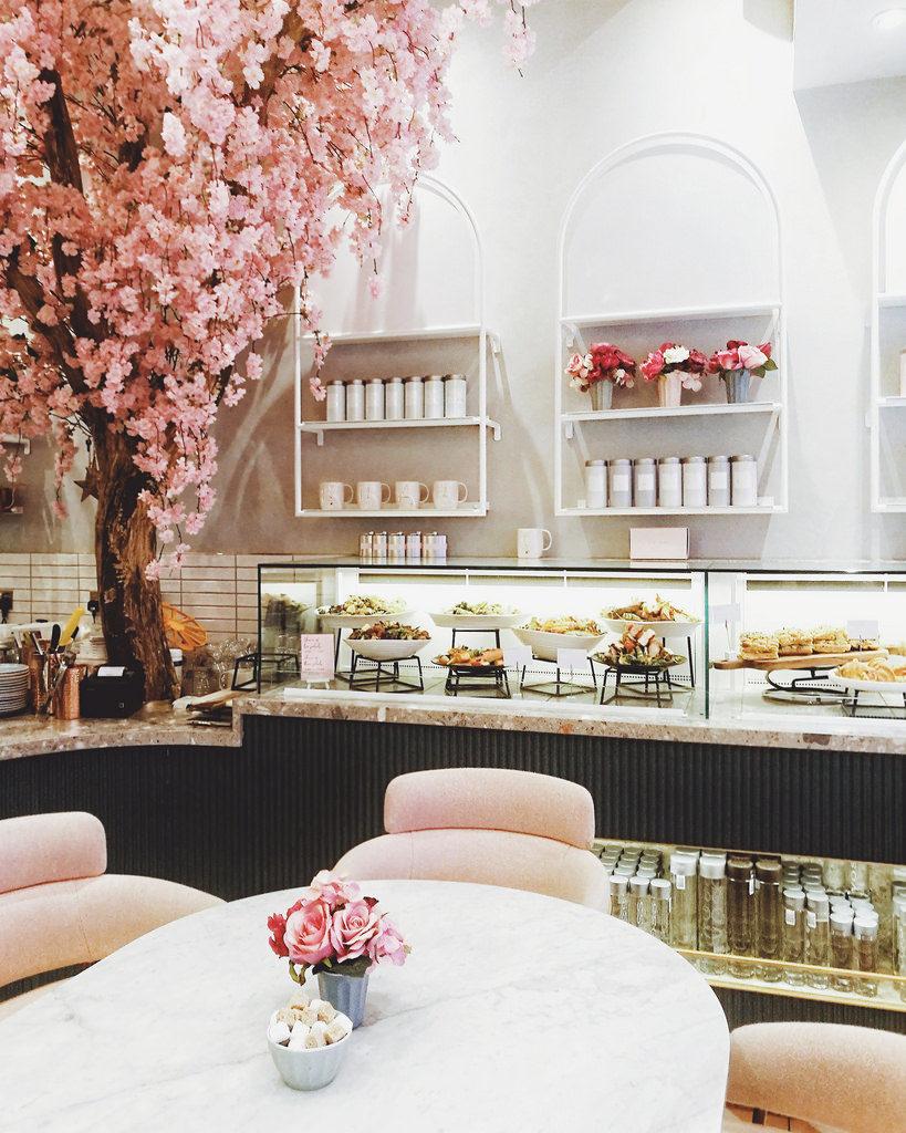 London cafe, Elan Cafe
