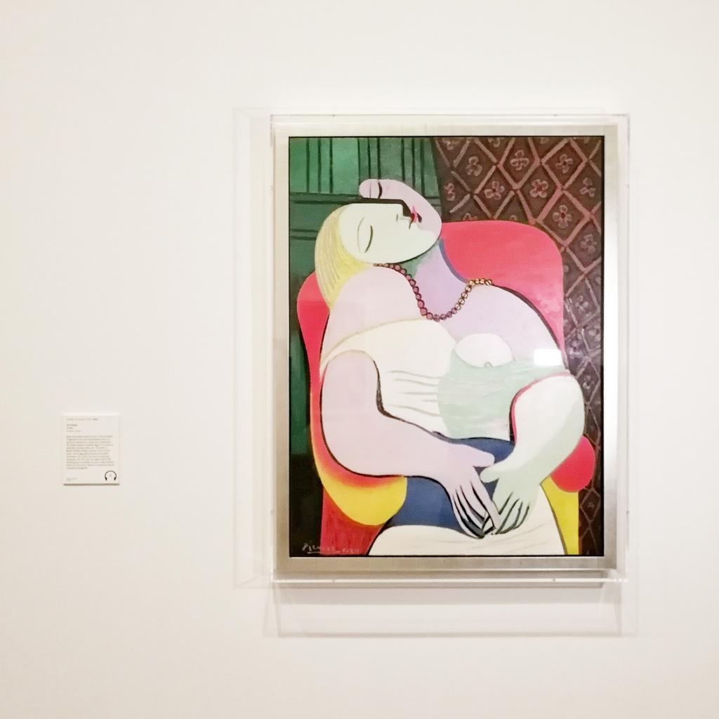 Picasso, Picasso 1932, London