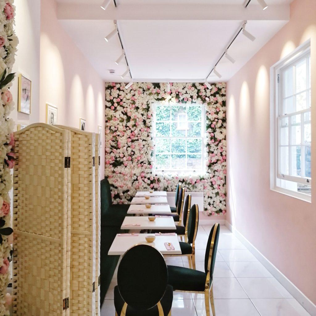 Saint Aymes, London cafe, Saint Aymes London