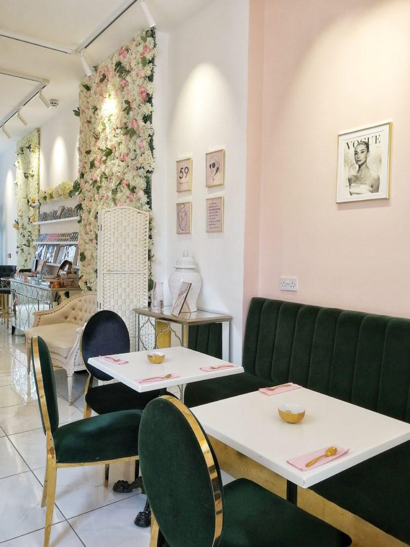 Saint Aymes cafe, London cafe, Visit London