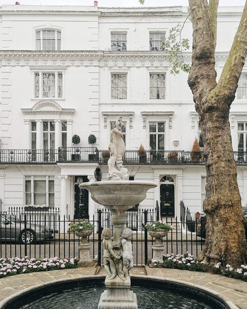 Visit London, Wisteria in London