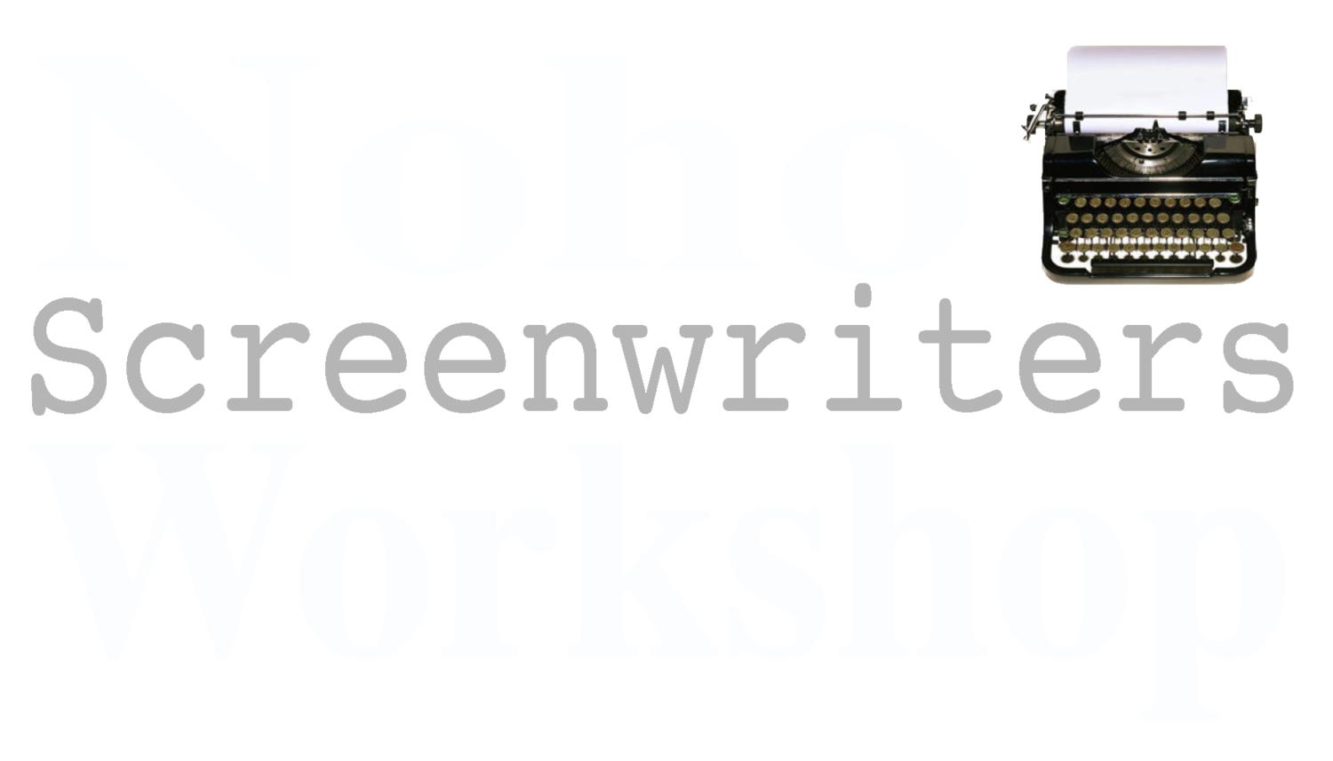 Noho Screenwriters Workshop