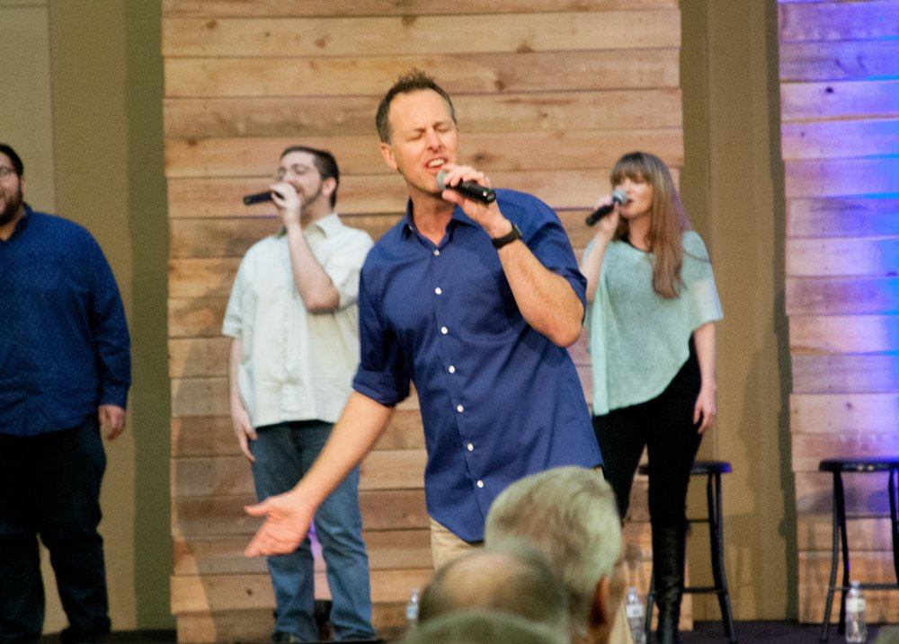 KENT ROGERS  -  Worship & Creative Arts Minister