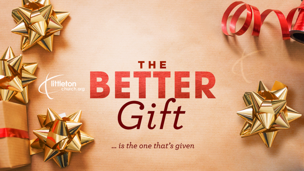Facebook banner for Christmas teaching series.