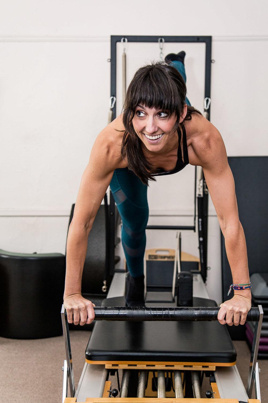 Branding Sage Fitness Pilates