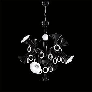 De Majo - Muranoglas Leuchter