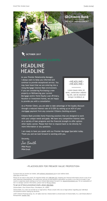 Email Templates — Elizabeth Fangmeyer