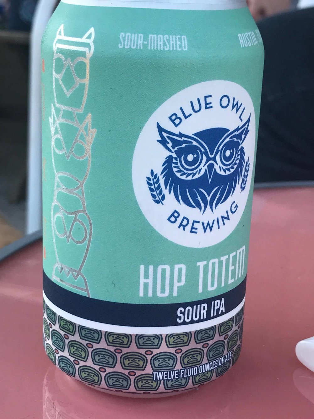 Hop Totem Sour IPA from Blue Owl Brewing