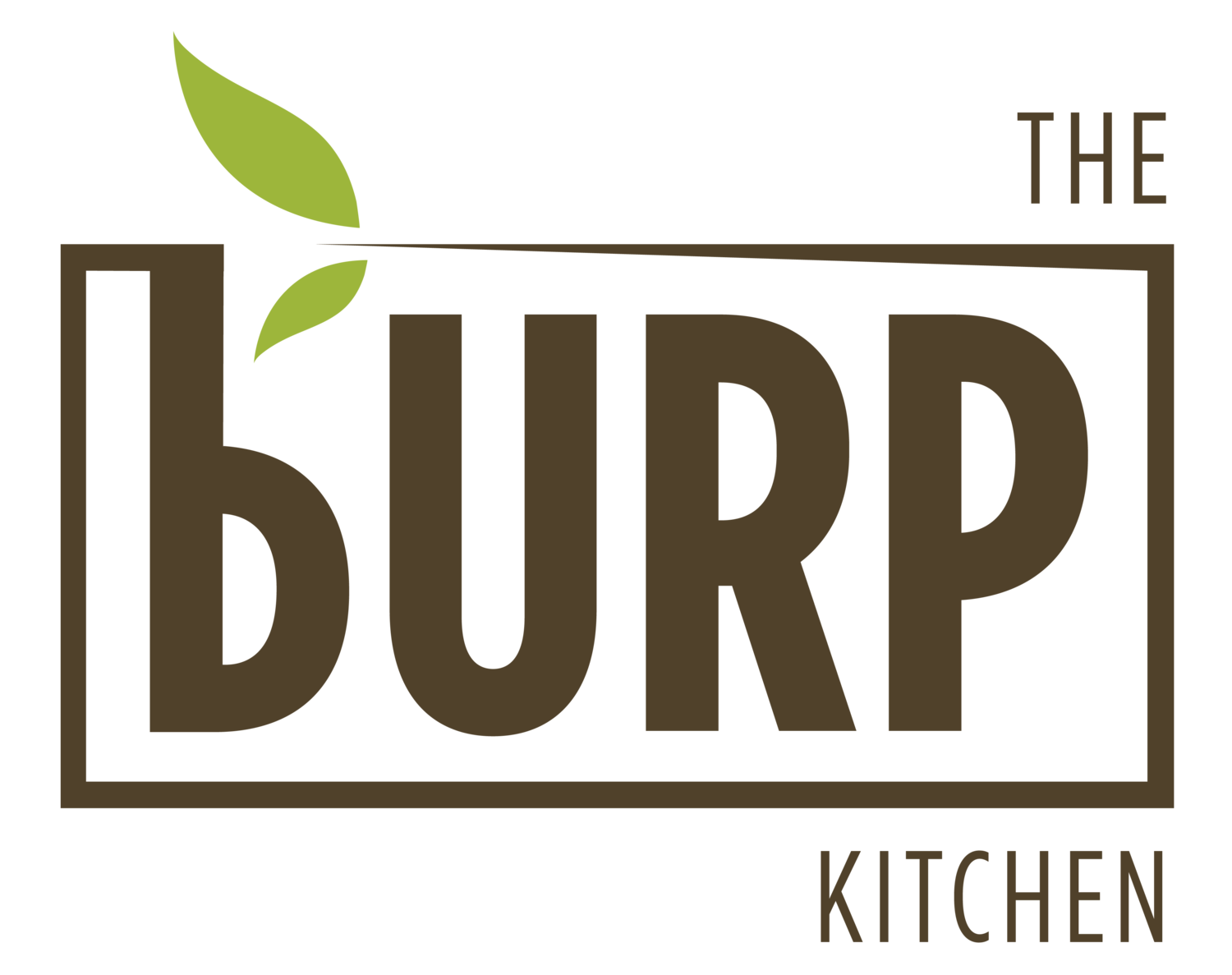 the burp kitchen