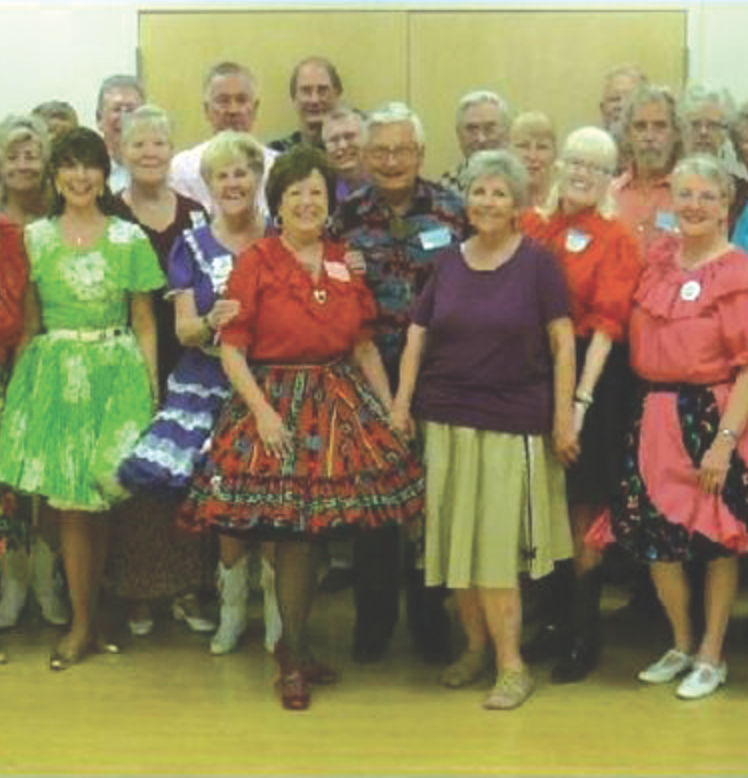 London Bridge Squares   is a square and round dance club that dances Thursday nights from 7 pm - 9:30 pm October through April. Square dancing is a terrific form of exercise, friendships, and just plain FUN. Dances are held at the Lake Havasu Senior Center, 450 S. Acoma Blvd., and include Mainstream and Plus, with Round dance between sets. The nightly fee is only $6 per dancer. A beginners class starts in January 2017. If you know your left from your right you can dance. All ages are welcome.  For additional information, call Twila 928-453-7672.
