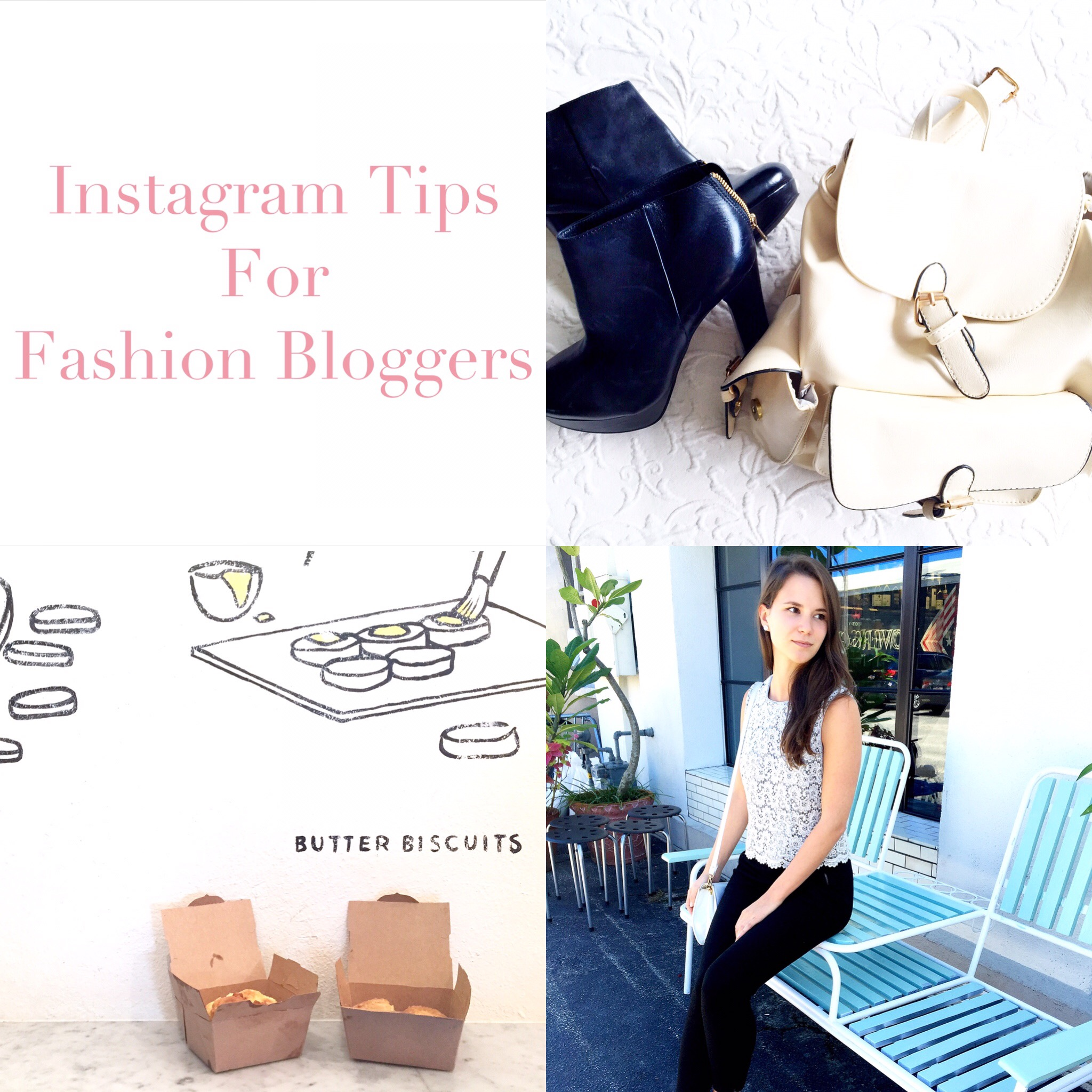 Instagram Tips for Fashion Bloggers