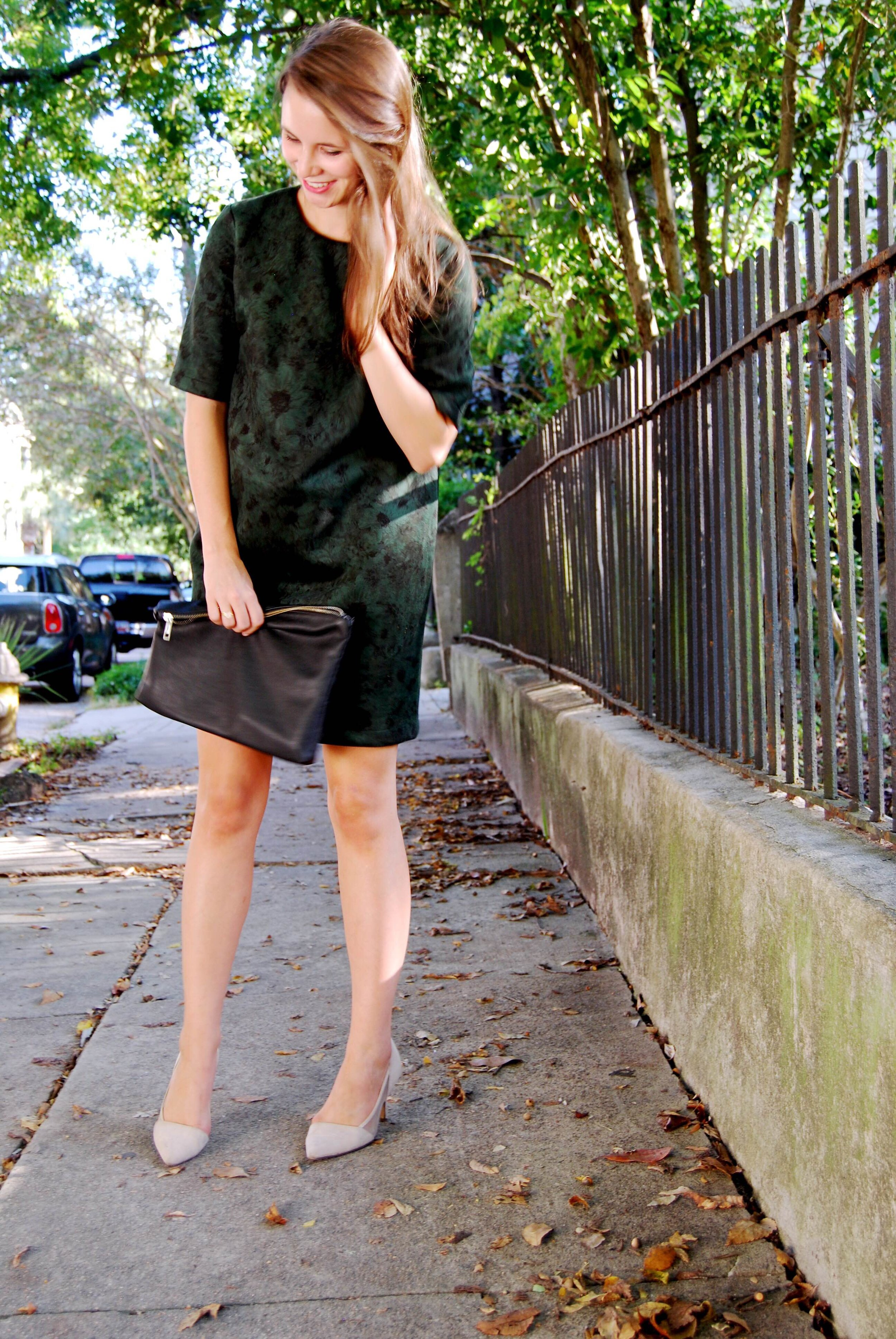 What I'm Wearing: Haute Hanger