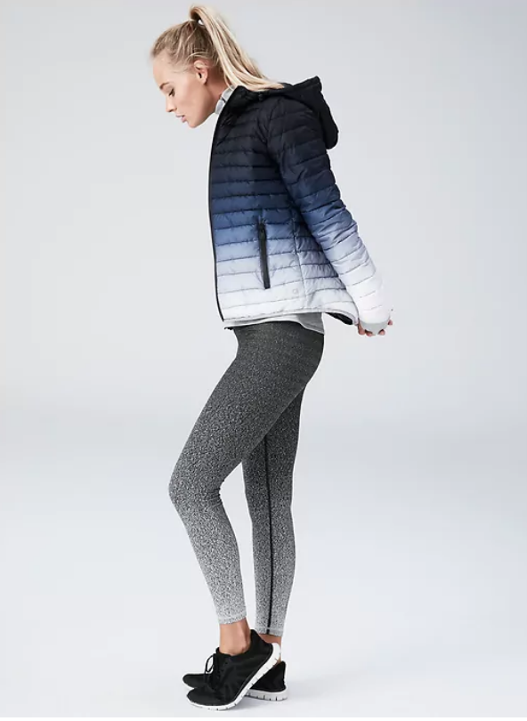 Ombre Jacket and Leggings - Purchase Here