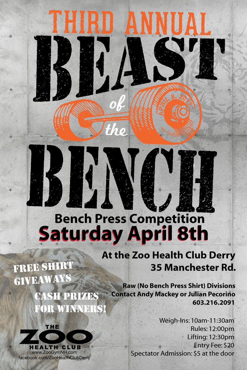 BeastOfTheBench_ZooHealthClub