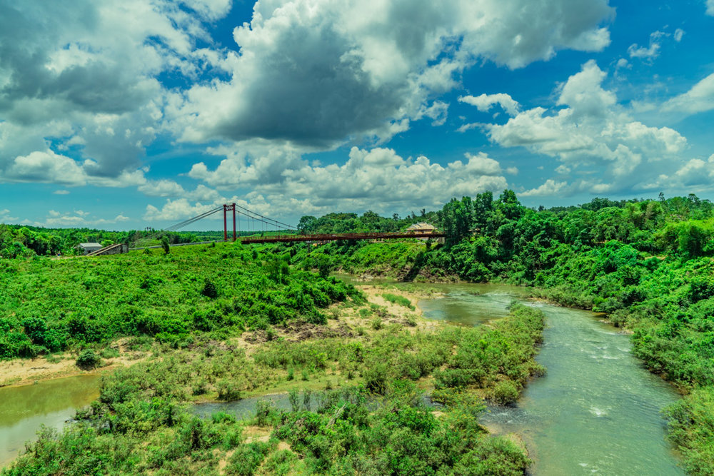 The less scenic route's photo of the day (Hue to Phong Nha)!