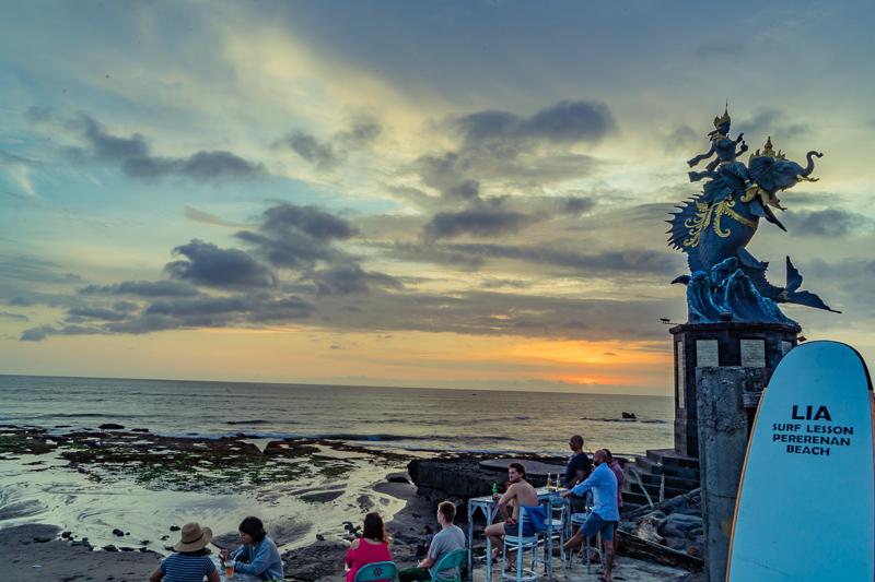 Pererenan Beach Sunset